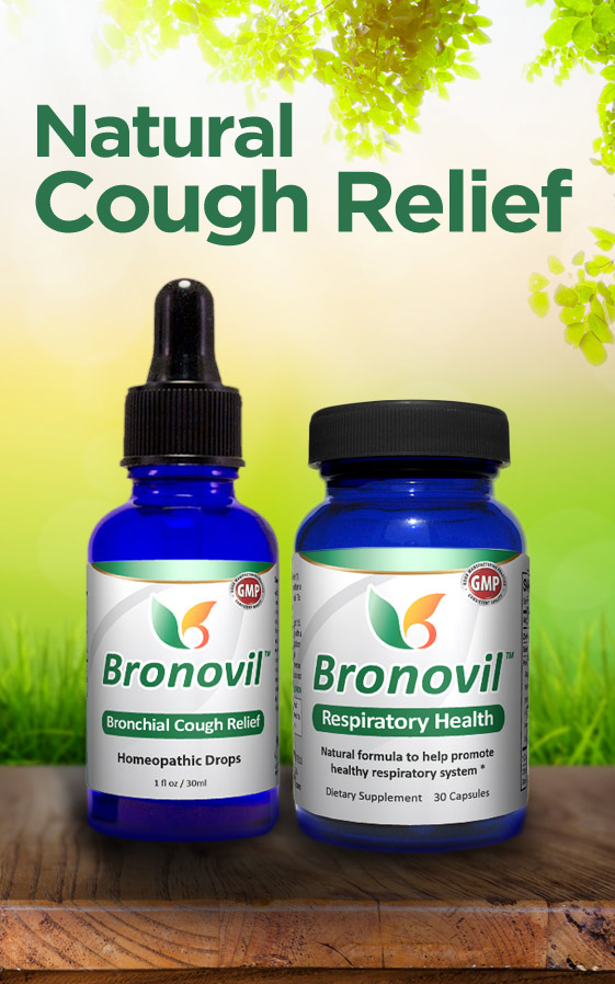 Bronovil: Homeopathic Treatment for Upper Respiratory Infection