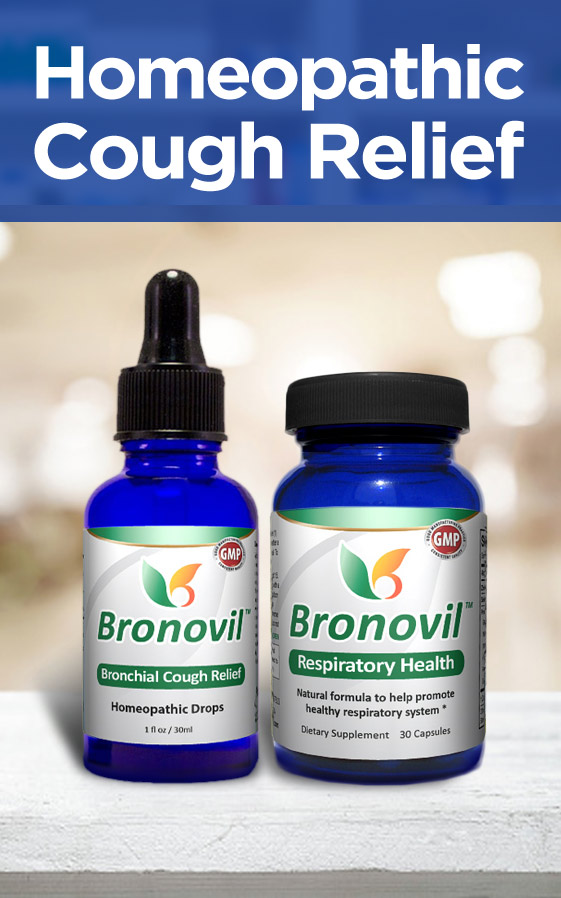 Bronovil: Natural Relief for Cough