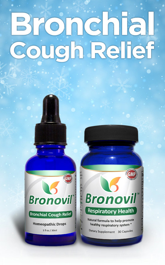 Bronovil: Natural Treatment for Cough