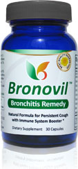 Bronovil - Bronchitis Relief Formula
