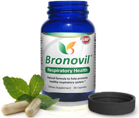 Bronovil Bronchitis Relief